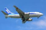 Koenig117さんが、那覇空港で撮影したANAウイングス 737-54Kの航空フォト(写真)