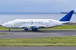 JA8961RJOOさんが、中部国際空港で撮影したボーイング 747-4H6(LCF) Dreamlifterの航空フォト(写真)