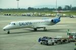 FlyHideさんが、ドン・ミゲル・イダルゴ・イ・コスティージャ国際空港で撮影したアエロ・カラフィア ERJ-145LRの航空フォト(写真)