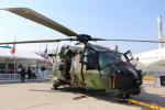 westtowerさんが、ル・ブールジェ空港で撮影したフランス陸軍 NH90の航空フォト(写真)
