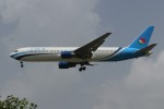 BTYUTAさんが、インディラ・ガンディー国際空港で撮影したタジキスタン航空 767-332の航空フォト(写真)
