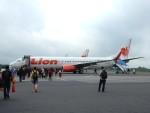 atiiさんが、アジスチプト国際空港で撮影したライオン・エア 737-9GP/ERの航空フォト(写真)
