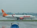 atiiさんが、クアラナム国際空港で撮影したライオン・エア 737-9GP/ERの航空フォト(写真)