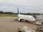 atiiさんが、ハン ナディム空港で撮影したガルーダ・インドネシア航空 737-86Nの航空フォト(写真)
