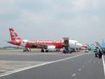 atiiさんが、アジスチプト国際空港で撮影したエアアジア・インドネシア A320-216の航空フォト(写真)