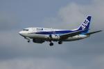 hnd22さんが、成田国際空港で撮影したANAウイングス 737-54Kの航空フォト(写真)