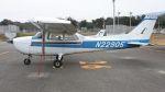 C.Hiranoさんが、大島空港で撮影したヨコタ・アエロ・クラブ 172M Skyhawkの航空フォト(写真)
