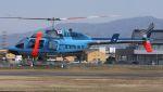 C.Hiranoさんが、八尾空港で撮影した鳥取県警察 206L-3 LongRanger IIIの航空フォト(写真)