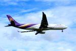 まいけるさんが、スワンナプーム国際空港で撮影したタイ国際航空 A330-343Xの航空フォト(写真)