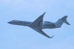 yabyanさんが、中部国際空港で撮影したアメリカ企業所有 G500/G550 (G-V)の航空フォト(飛行機 写真・画像)