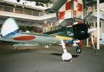 JA8094さんが、MUSEUM of Flyingで撮影した日本海軍の航空フォト(写真)