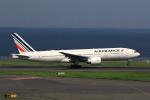 こだしさんが、羽田空港で撮影したエールフランス航空 777-228/ERの航空フォト(写真)