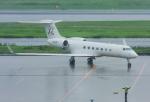 B.K JEONGさんが、羽田空港で撮影したメトロジェット G-V-SP Gulfstream G550の航空フォト(写真)