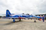 アカゆこさんが、岡山基地で撮影した中華民国空軍 AT-3 Tzu Chungの航空フォト(写真)