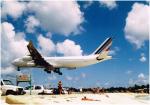 プリンセス・ジュリアナ国際空港 - Princess Juliana International Airport [SXM/TNCM]で撮影されたエールフランス航空 - Air France [AF/AFR]の航空機写真
