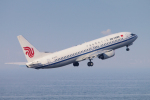 yabyanさんが、中部国際空港で撮影した中国国際航空 737-808の航空フォト(写真)