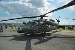 T.Sazenさんが、八尾空港で撮影した陸上自衛隊 UH-60JAの航空フォト(写真)