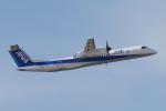 yabyanさんが、中部国際空港で撮影したエアーニッポンネットワーク DHC-8-402Q Dash 8の航空フォト(写真)