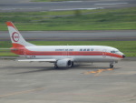 TUILANYAKSUさんが、羽田空港で撮影した日本トランスオーシャン航空 737-446の航空フォト(写真)