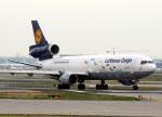 voyagerさんが、フランクフルト国際空港で撮影したルフトハンザ・カーゴ MD-11Fの航空フォト(飛行機 写真・画像)