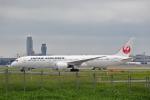 prado120さんが、成田国際空港で撮影した日本航空 787-9の航空フォト(写真)
