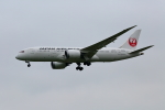 prado120さんが、成田国際空港で撮影した日本航空 787-8 Dreamlinerの航空フォト(写真)