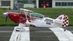 C.Hiranoさんが、八尾空港で撮影したエアロック・エアロバティックチーム S-2B Specialの航空フォト(写真)