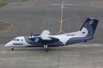 JA882Aさんが、新千歳空港で撮影したオーロラ DHC-8-200Q Dash 8の航空フォト(写真)