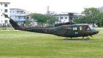 C.Hiranoさんが、信太山駐屯地で撮影した陸上自衛隊 UH-1Jの航空フォト(写真)