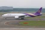 JA882Aさんが、新千歳空港で撮影したタイ国際航空 777-2D7の航空フォト(写真)