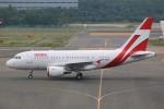 JA882Aさんが、新千歳空港で撮影したユニバーサルエンターテインメント A318-112 CJ Eliteの航空フォト(写真)