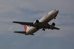 T.Sazenさんが、伊丹空港で撮影したJALエクスプレス 737-446の航空フォト(写真)