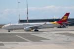 チャッピー・シミズさんが、バンクーバー国際空港で撮影した北京首都航空 A330-343Xの航空フォト(写真)
