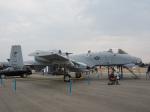 チャッピー・シミズさんが、アボッツフォード国際空港で撮影したアメリカ空軍 A-10C Thunderbolt IIの航空フォト(写真)
