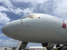 MF8さんが、シリル・E・キング空港で撮影したアメリカン航空 757-223の航空フォト(飛行機 写真・画像)