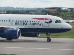 まさ773さんが、ロンドン・ガトウィック空港で撮影したブリティッシュ・エアウェイズ A319-131の航空フォト(写真)
