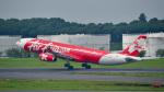 パンダさんが、成田国際空港で撮影したインドネシア・エアアジア・エックス A330-343Xの航空フォト(写真)