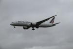 さんみさんが、ロンドン・ヒースロー空港で撮影したエールフランス航空 787-9の航空フォト(写真)