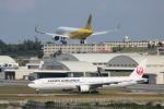 prado120さんが、那覇空港で撮影した日本航空 777-346の航空フォト(写真)