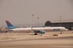 だいすけさんが、ベン・グリオン国際空港で撮影したアルキア・イスラエル・エアラインズ 737-2E7/Advの航空フォト(写真)