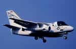 チャーリーマイクさんが、厚木飛行場で撮影したアメリカ海軍 US-3A Vikingの航空フォト(写真)