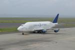 BIRDさんが、中部国際空港で撮影したボーイング 747-409(LCF) Dreamlifterの航空フォト(飛行機 写真・画像)