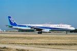 ゴンタさんが、名古屋飛行場で撮影した全日空 A321-131の航空フォト(写真)