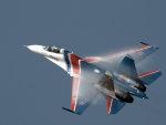 うっきーさんが、珠海金湾空港で撮影したロシア空軍 Su-27UBの航空フォト(写真)