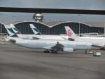 まさ773さんが、香港国際空港で撮影したキャセイパシフィック航空 A330-343Xの航空フォト(写真)