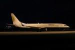北の熊さんが、新千歳空港で撮影したマイアミ・エア・インターナショナル 737-8Q8の航空フォト(写真)