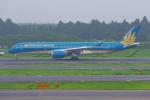 PASSENGERさんが、成田国際空港で撮影したベトナム航空 A350-941XWBの航空フォト(写真)