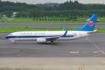 PASSENGERさんが、成田国際空港で撮影した中国南方航空 737-86Nの航空フォト(写真)