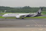 PASSENGERさんが、成田国際空港で撮影したニュージーランド航空 787-9の航空フォト(写真)