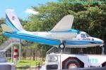 いおりさんが、成田国際空港で撮影したアジア航測 680E Commanderの航空フォト(写真)